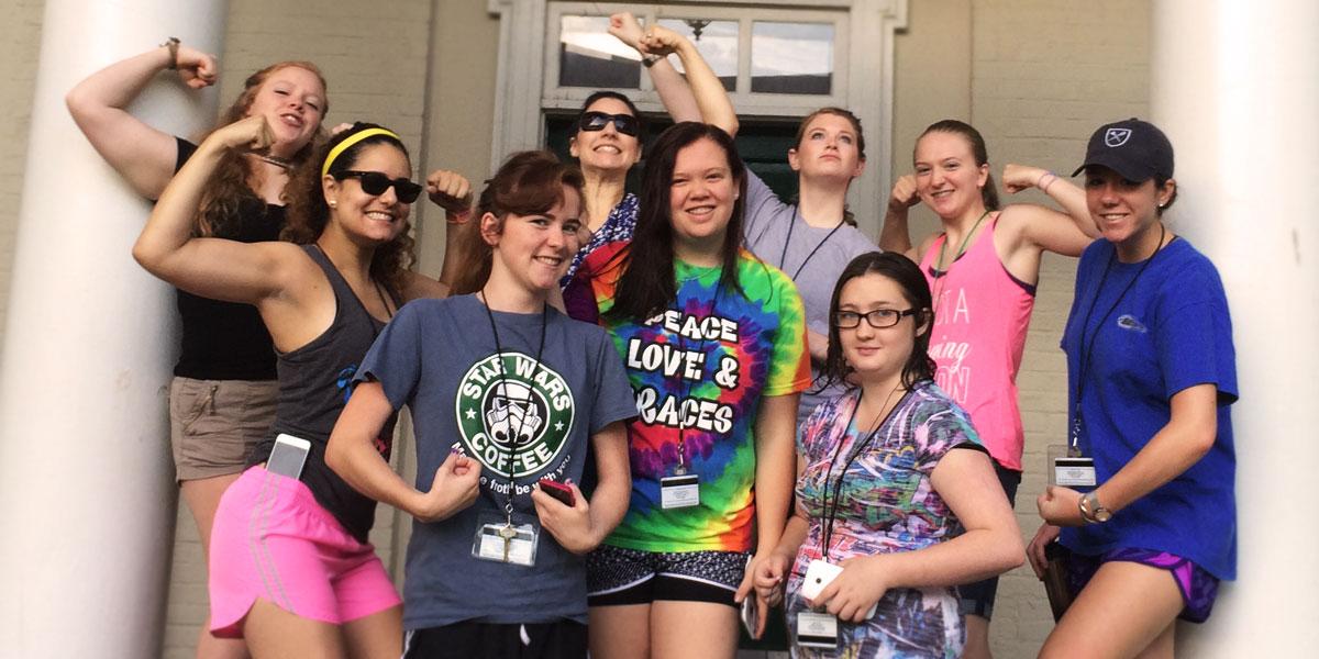 Metabolic Camp Empowered Girls